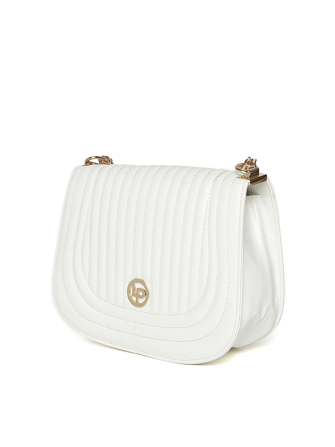 Buy Lisa Hayden For Lino Perros White Quilted