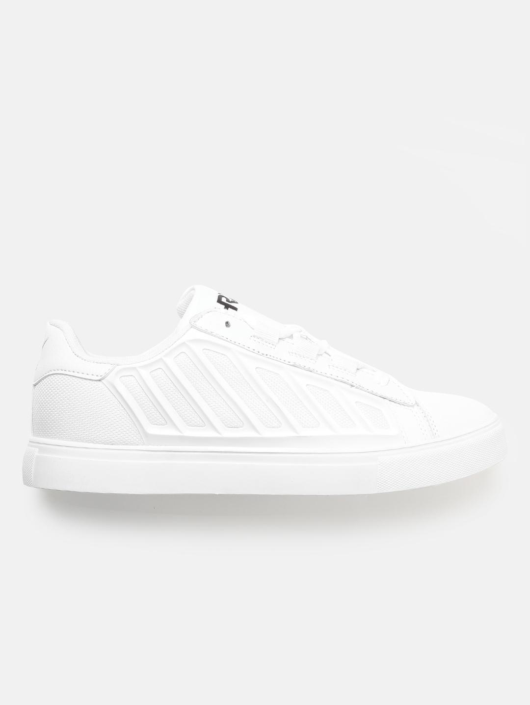 dc615b6c5 Buy HRX By Hrithik Roshan Men Board Life White Sneakers - Casual ...