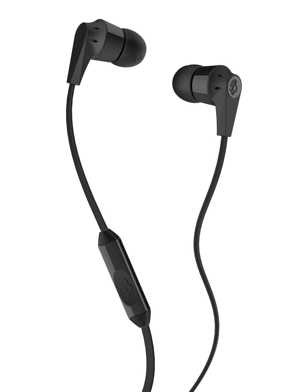 Skullcandy Black Ink'd 2 Earbuds with Mic Skullcandy Headphones
