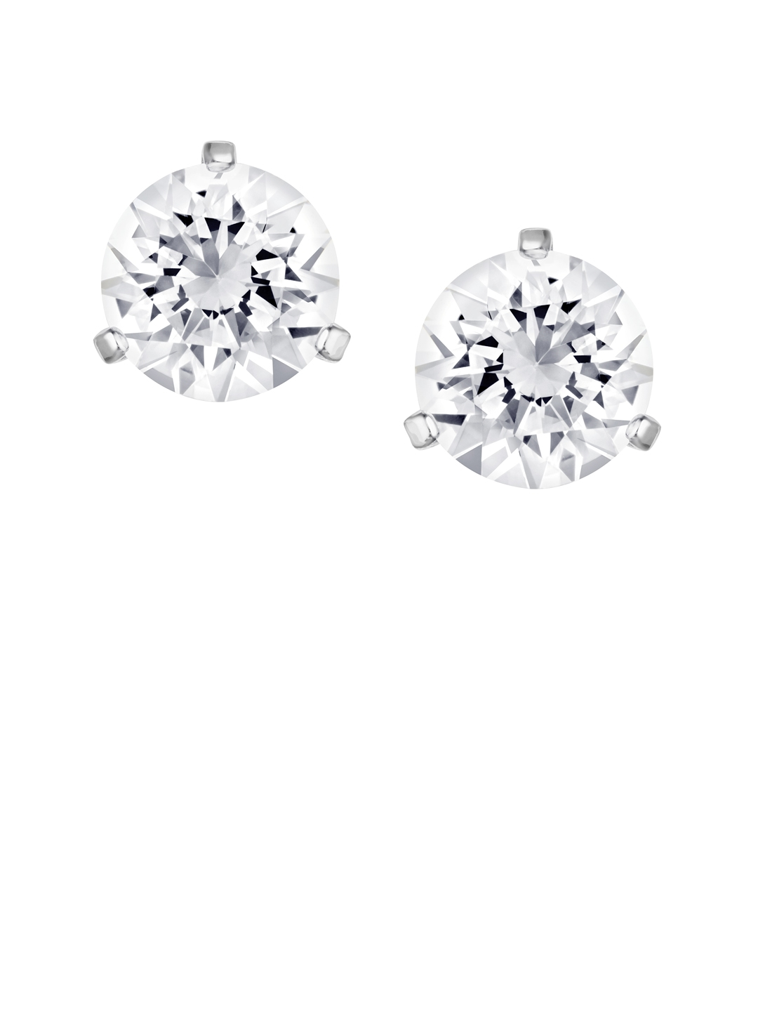 597019634 Buy Solitaire Pierced Earrings - Earrings for Women 1369681 | Myntra