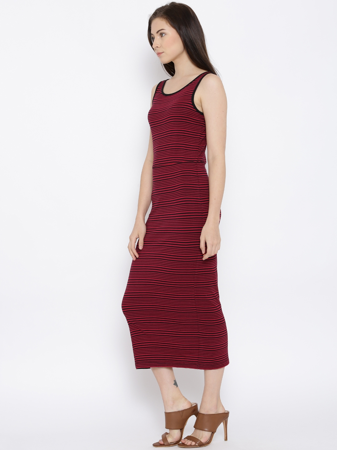 e824c0d88e0 Red And Black Striped Dress Outfit - Gomes Weine AG