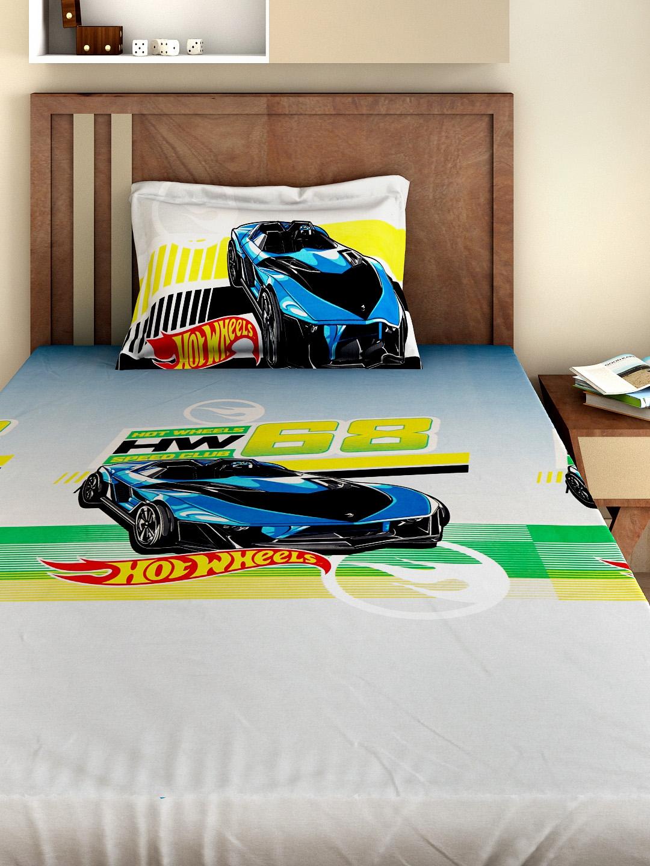 Superbe Hot Wheels Bedding Full Designs