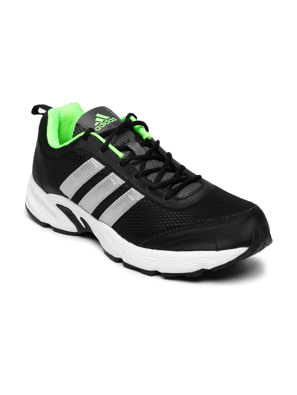 31de8d6fbba8a0 Buy ADIDAS Men Black Albis 1.0 Running Shoes - Sports Shoes for Men 1385649