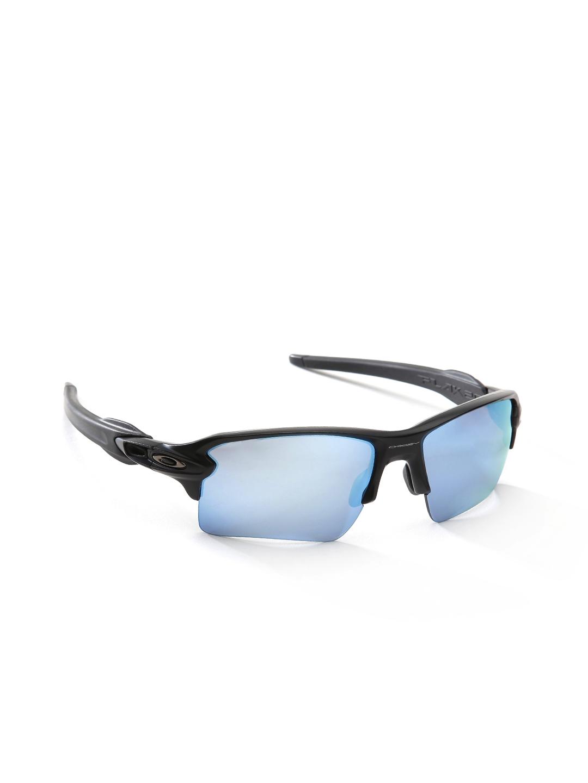 c7f570d76c Buy OAKLEY Men Mirrored Half Rim Sports Sunglasses 0OO918891885859 ...