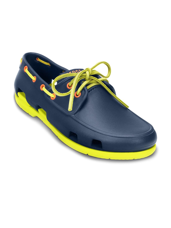 7cc283ff3dbe Buy Crocs Men Navy Boat Shoes - Casual Shoes for Men 1407577