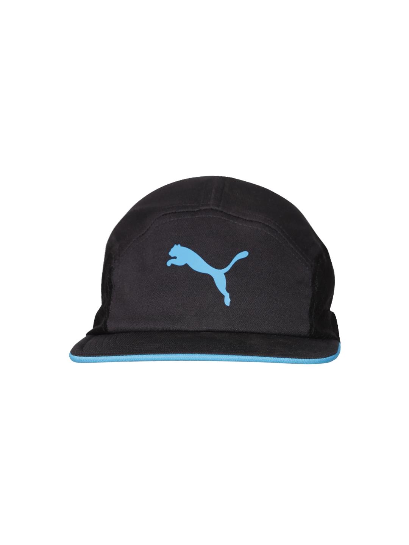 Buy PUMA Unisex Black P Disc Fit Running Cap - Caps for Unisex 1408549  c643dccb4e9