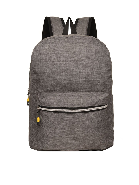 ASTRID Boys Grey   Black Backpacks