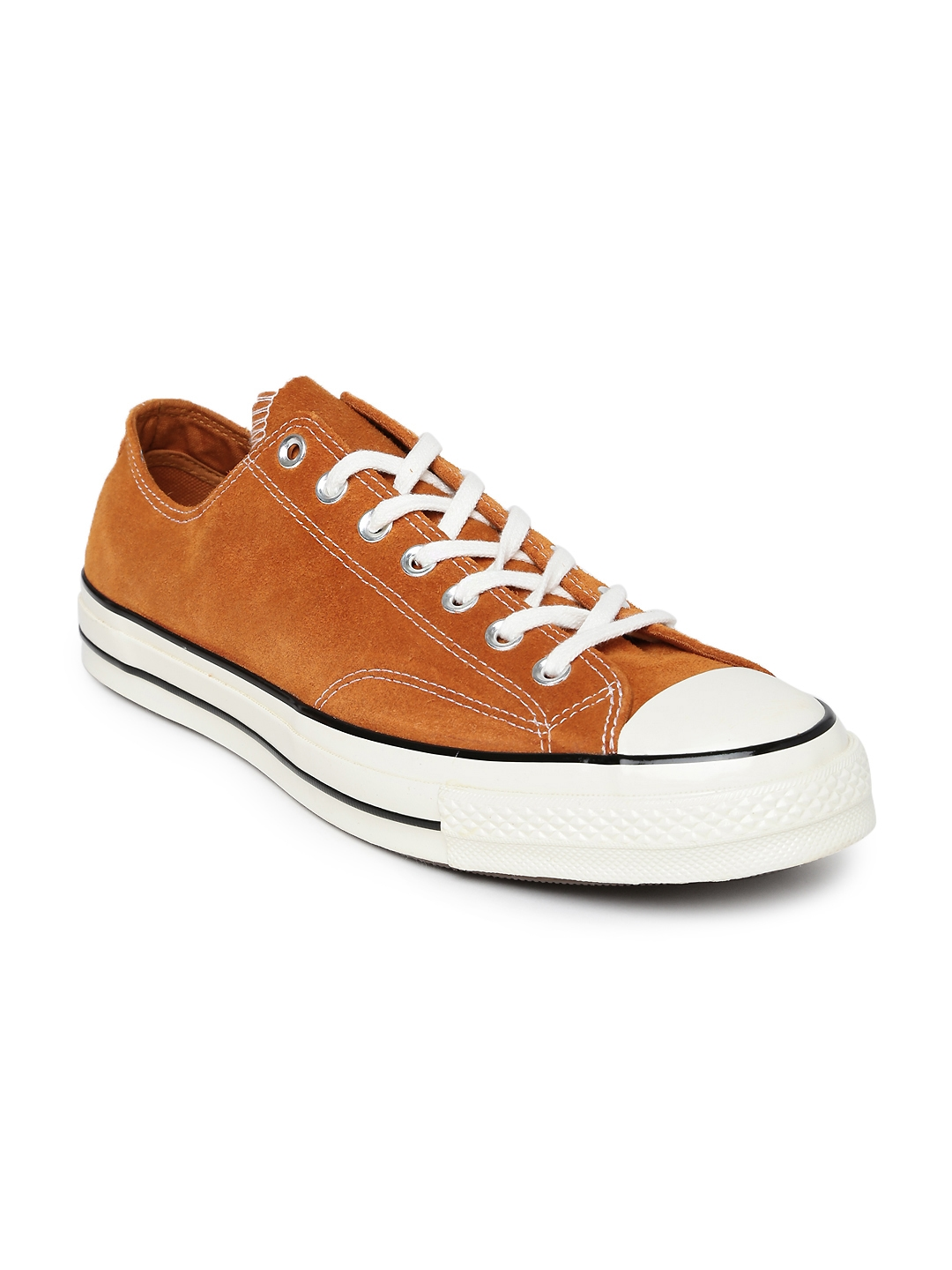 b78c58fc2bc017 Buy Converse Unisex Orange Suede Sneakers - Casual Shoes for Unisex ...