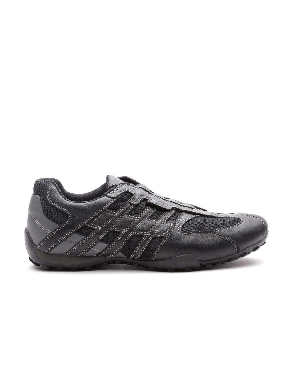 amplia gama Venta de descuento 2019 gran calidad Buy GEOX Respira Men Black Breathable World P.C.T Patent Leather ...