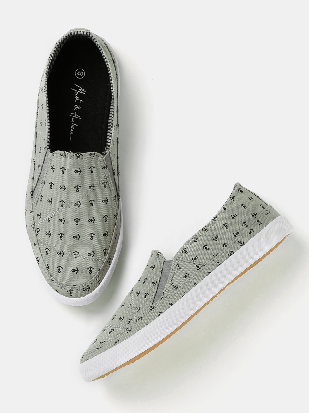 mast and harbour casual shoes
