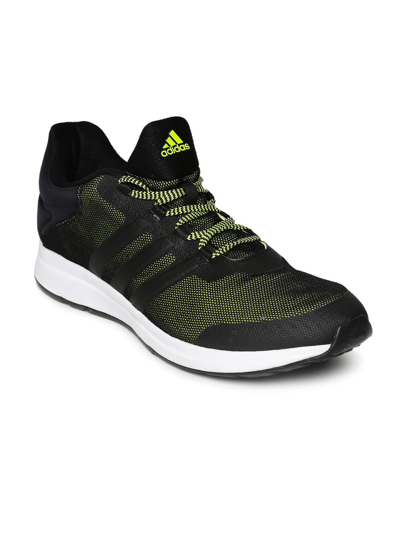 Black ADI PHASER M Running Shoes