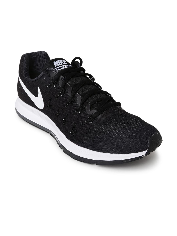 Black Air Zoom Pegasus 33 Running Shoes