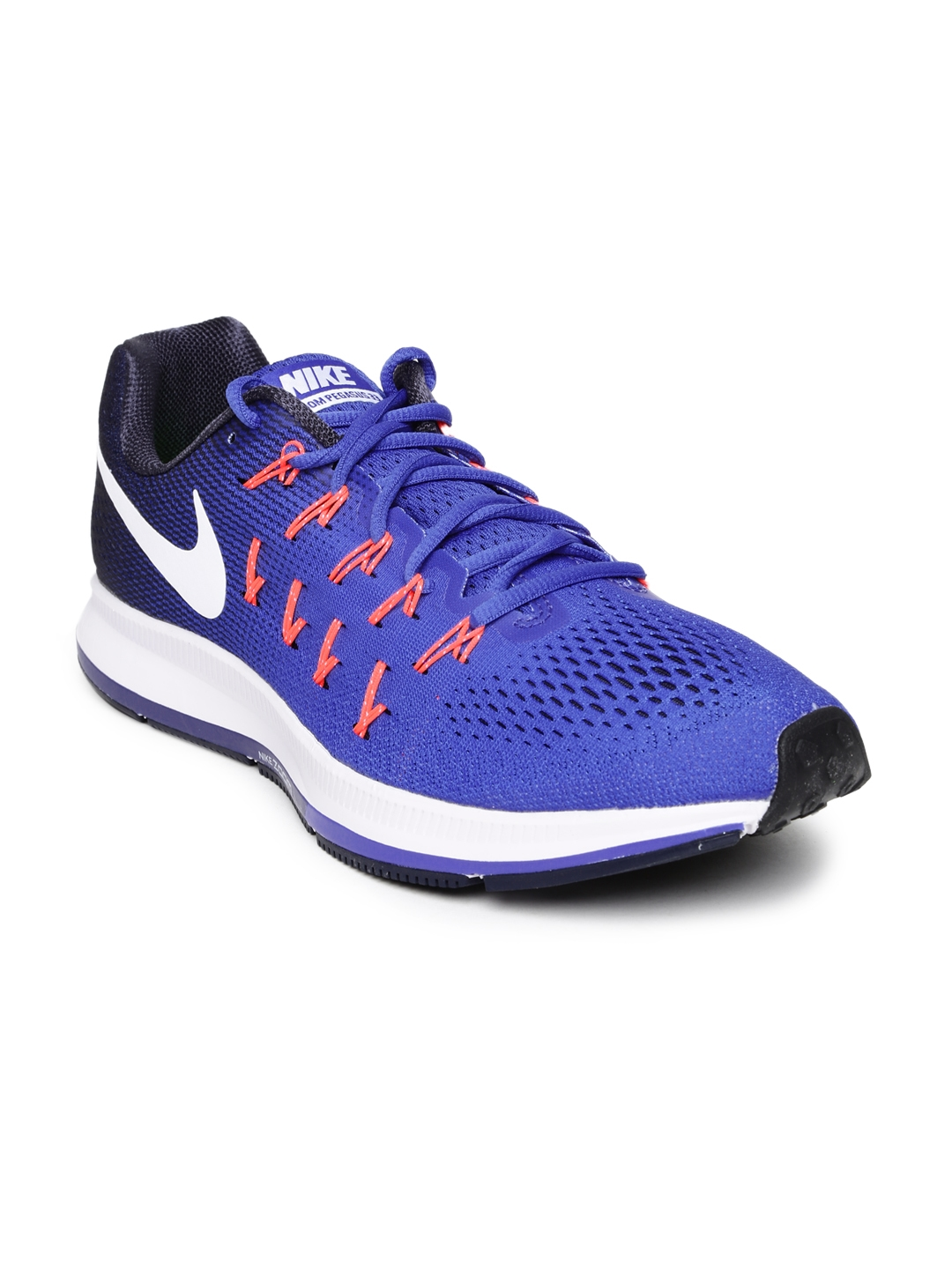 5b72f97459d7 Buy Nike Men Blue Air Zoom Pegasus 33 Running Shoes - Sports Shoes ...
