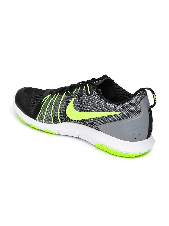 d14e8f8eade8 Buy Nike Men Black Flex Train Aver Training Shoes - Sports Shoes for ...