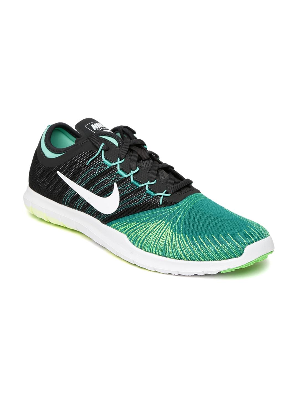 4c29f6cca910 Buy Nike Women Green Flex Adapt TR Training Shoes - Sports Shoes for ...