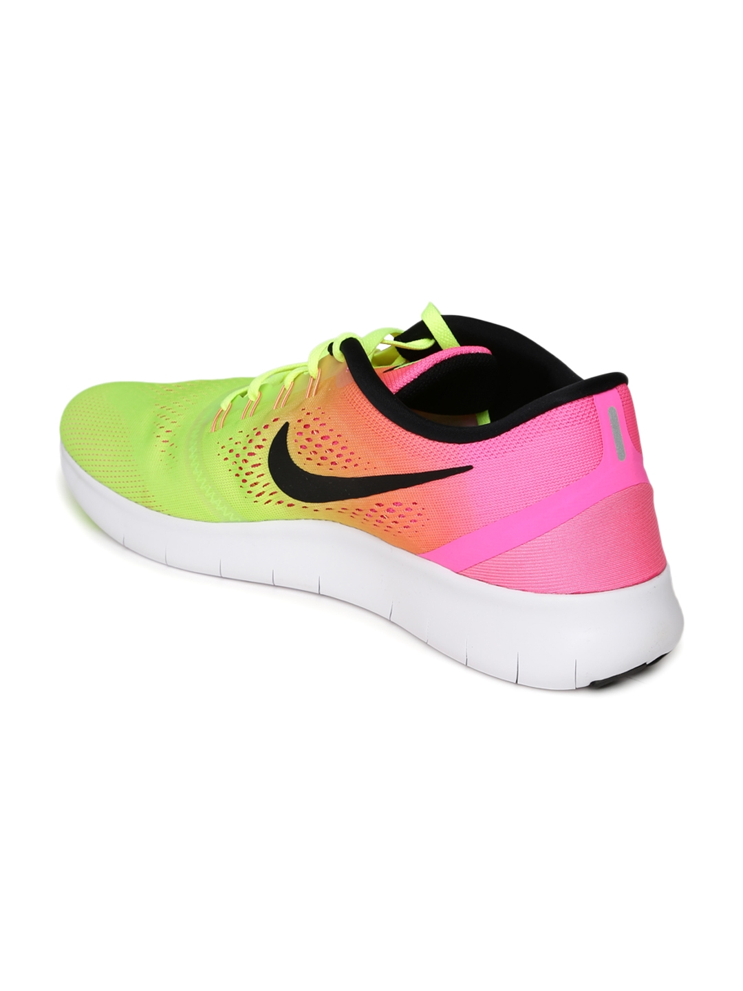 1c7b0c250b2f Buy Nike Men Multicoloured Free RN OC Running Shoes - Sports Shoes ...