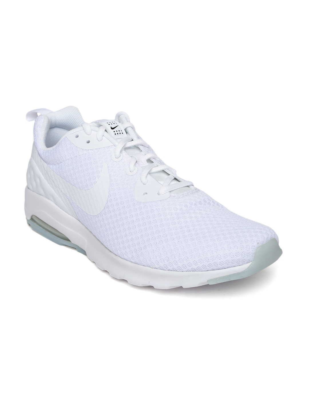 hot sale online 92686 98824 Nike Men White Air Max Motion LW Sneakers