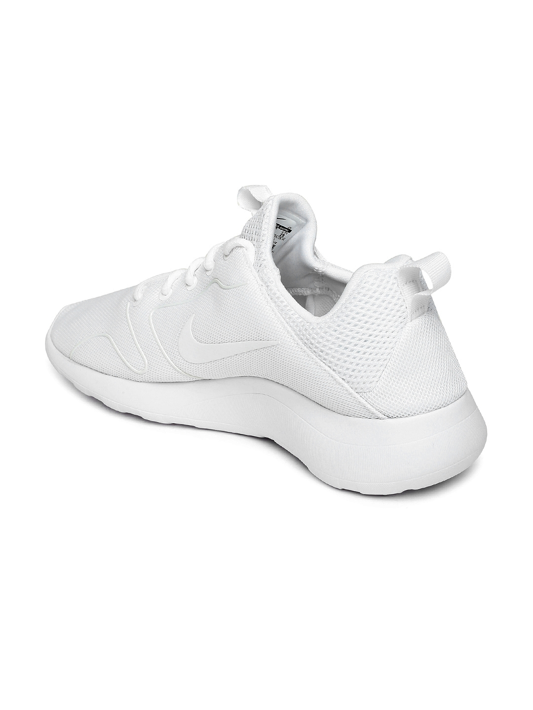 3b873f26f24b Buy Nike Men White Kaishi 2.0 Sneakers - Casual Shoes for Men ...