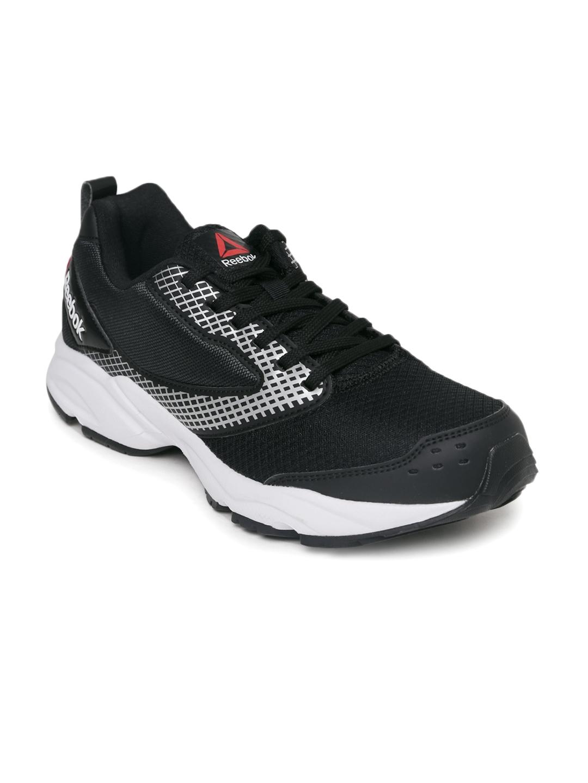 Buy Reebok Men Black ZEST Running Shoes