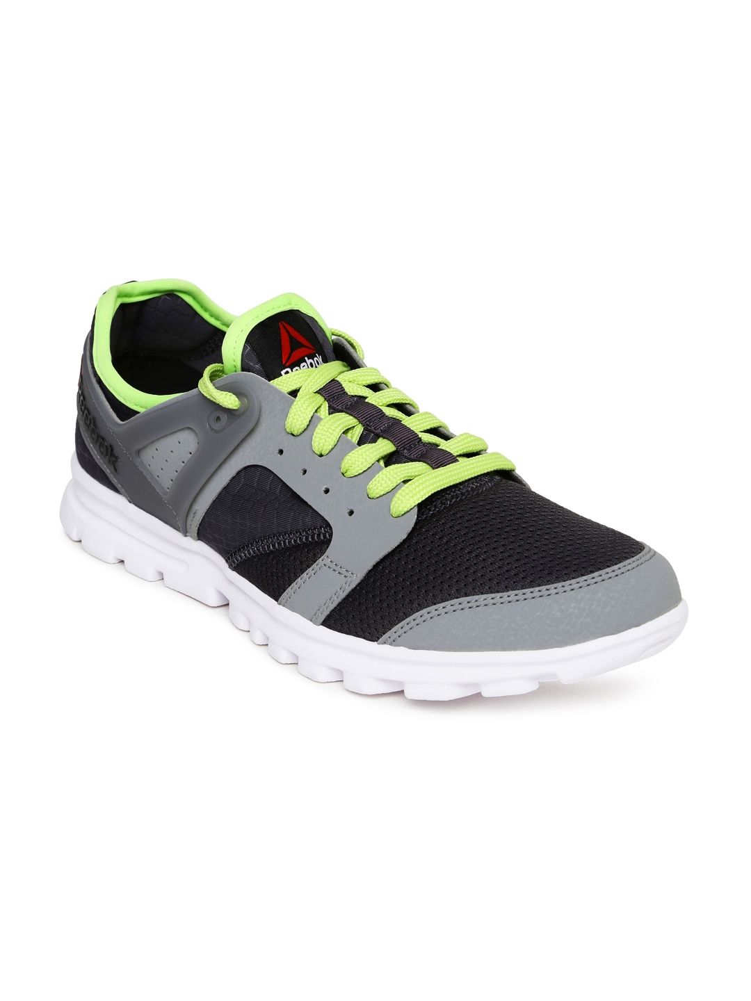 94be783d5bafae Buy Reebok Men Grey Amaze Running Shoes - Sports Shoes for Men ...