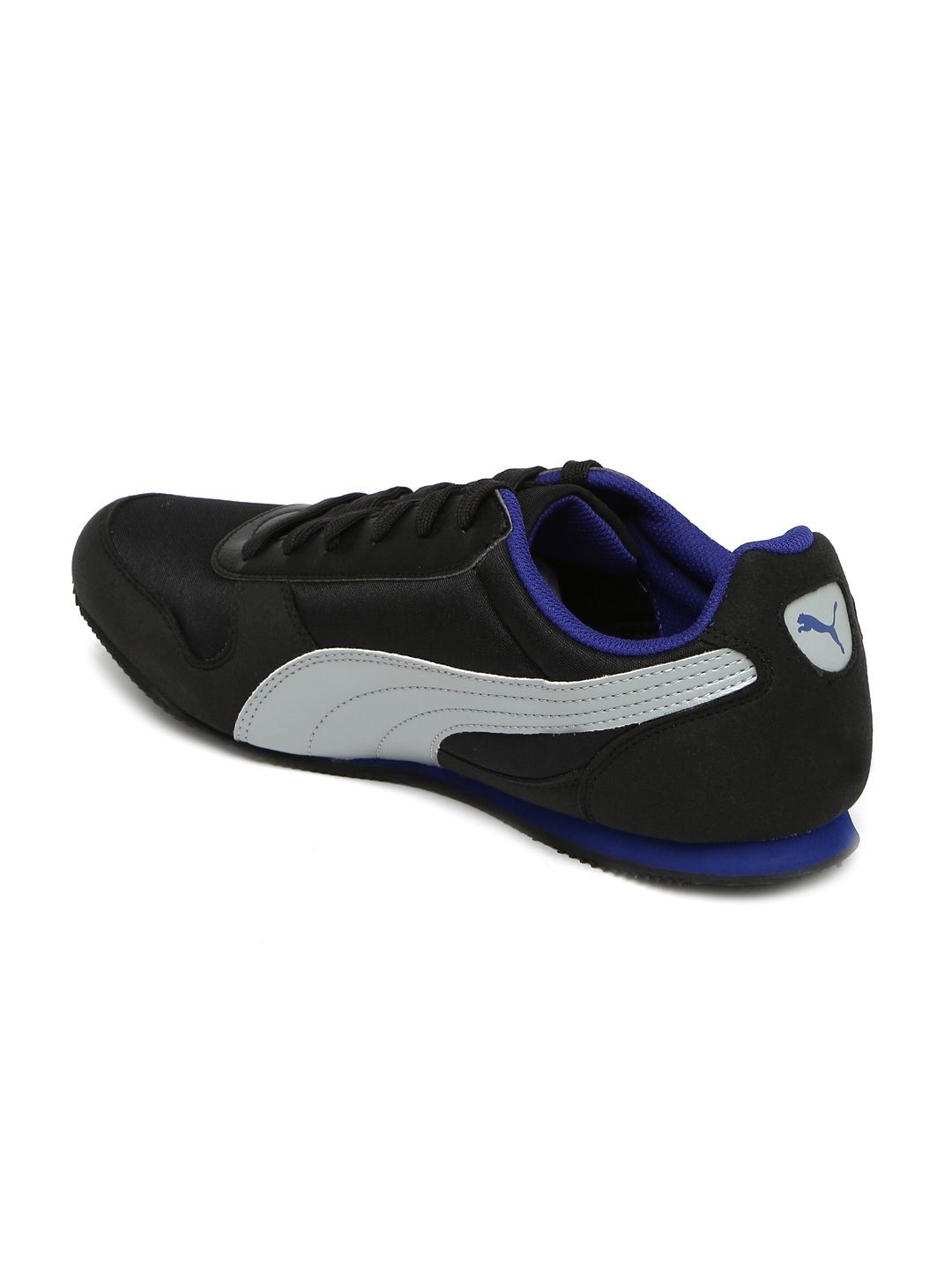53cdaa1d9cd Buy Puma Men Black Superior IDP Sneakers - Casual Shoes for Men ...