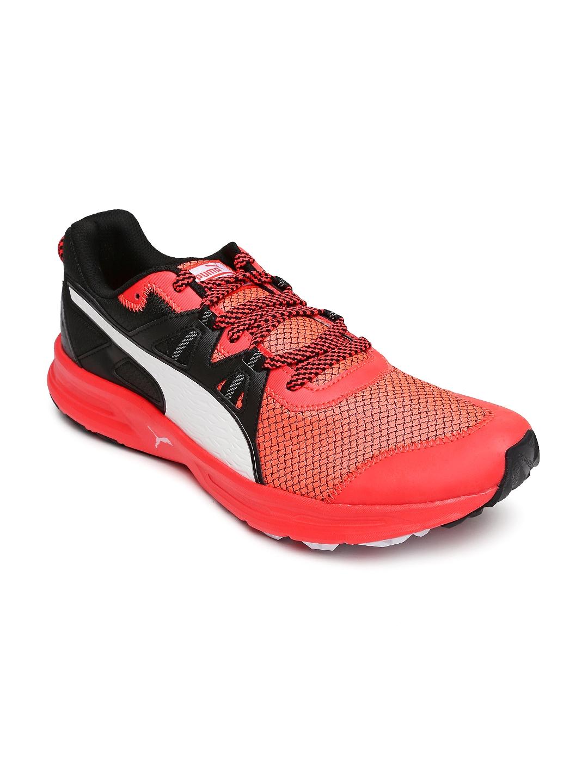 79df475504add ... denmark puma men neon orange black descendant tr running shoes 7232a  a3843