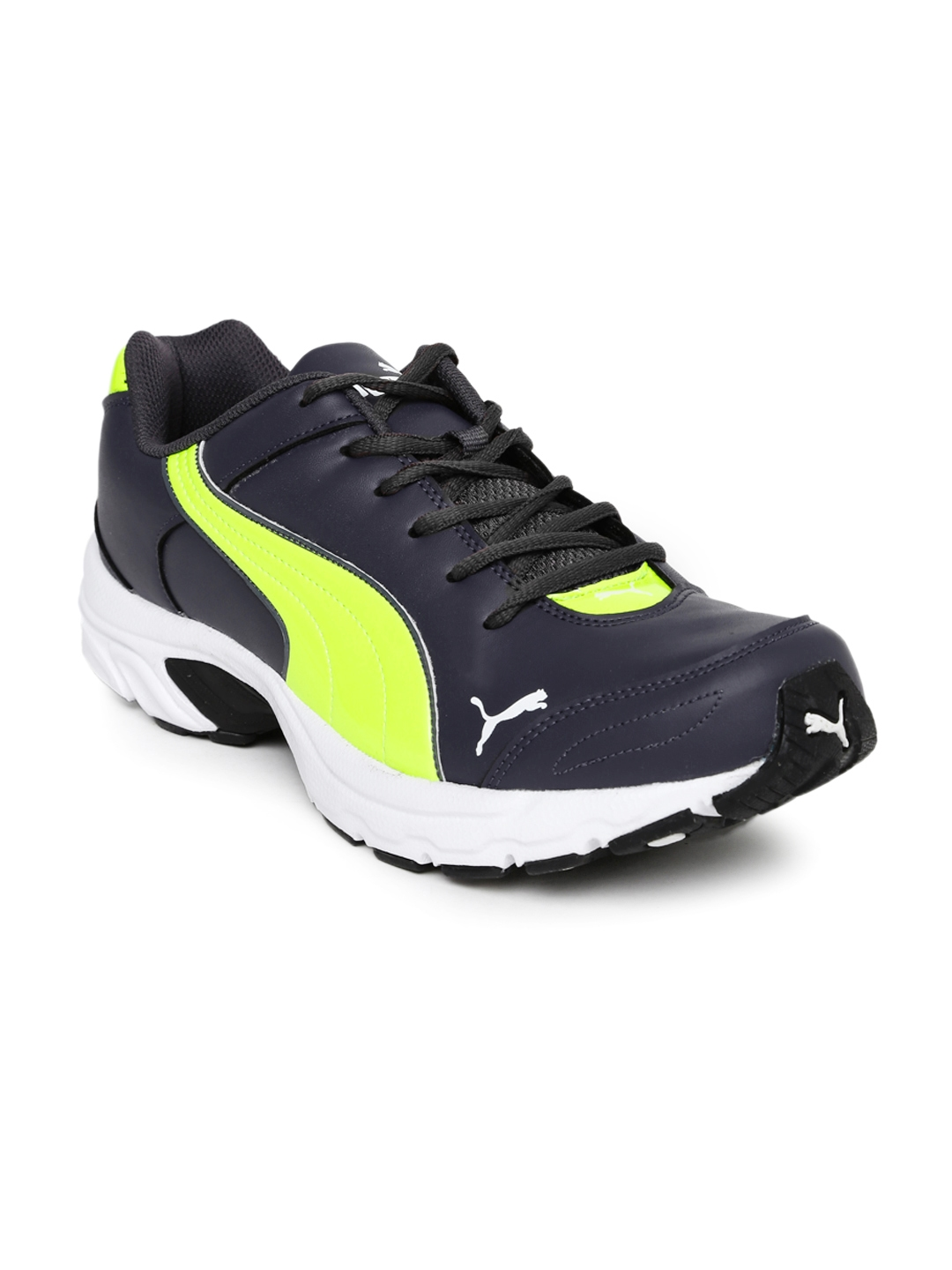 Buy PUMA Men Navy Axis IV XT DP Running Shoes - Sports Shoes for Men ... 4f4e24207859
