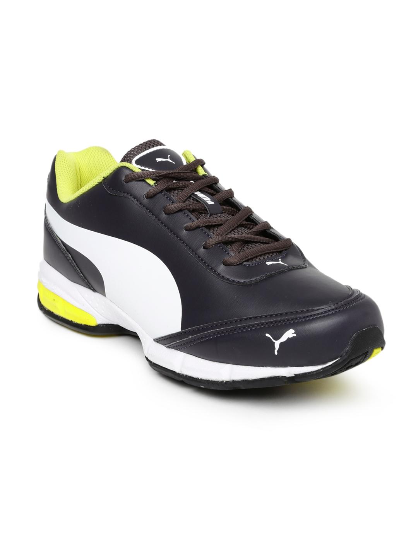 ae9291e50b2d Buy PUMA Men Black Roadstar XT II DP Training Shoes - Sports Shoes ...