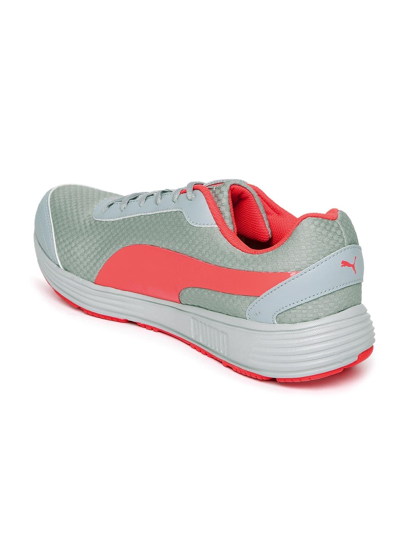 30ee711b965b1b Buy PUMA Men Grey Reef Fashion DP Running Shoes - Sports Shoes for ...