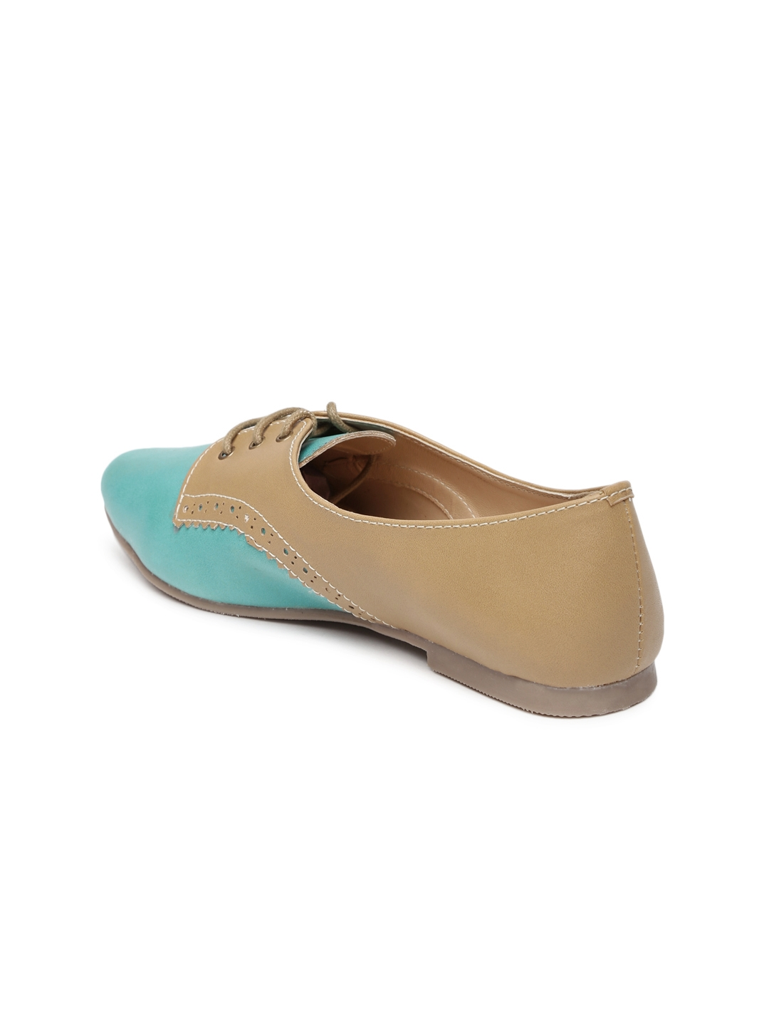 Buy Lavie Women Blue   Brown Colourblocked Casual Shoes - Casual ... fe2d200679b
