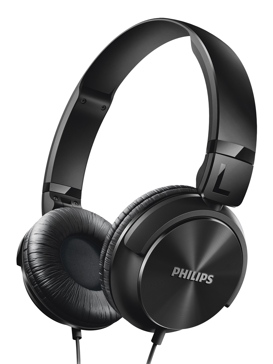 Philips Black Wireless Headphones with Bluetooth   Mic Philips Headphones