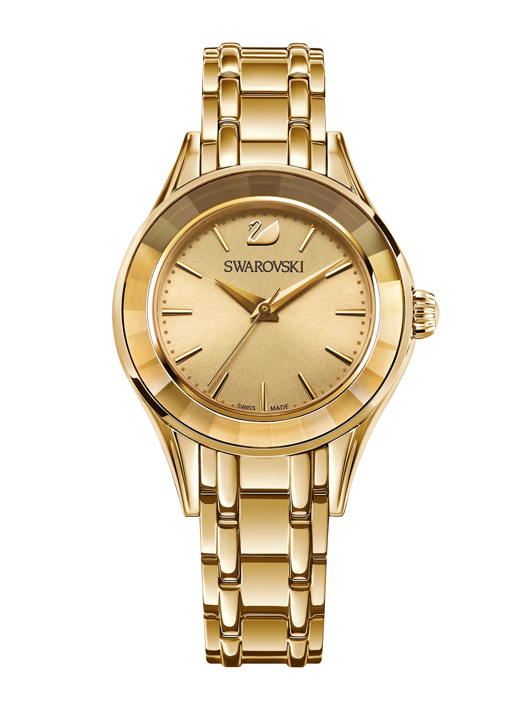 99022faec Buy SWAROVSKI Women ALEGRIA Watch - Watches for Women 1446731 | Myntra