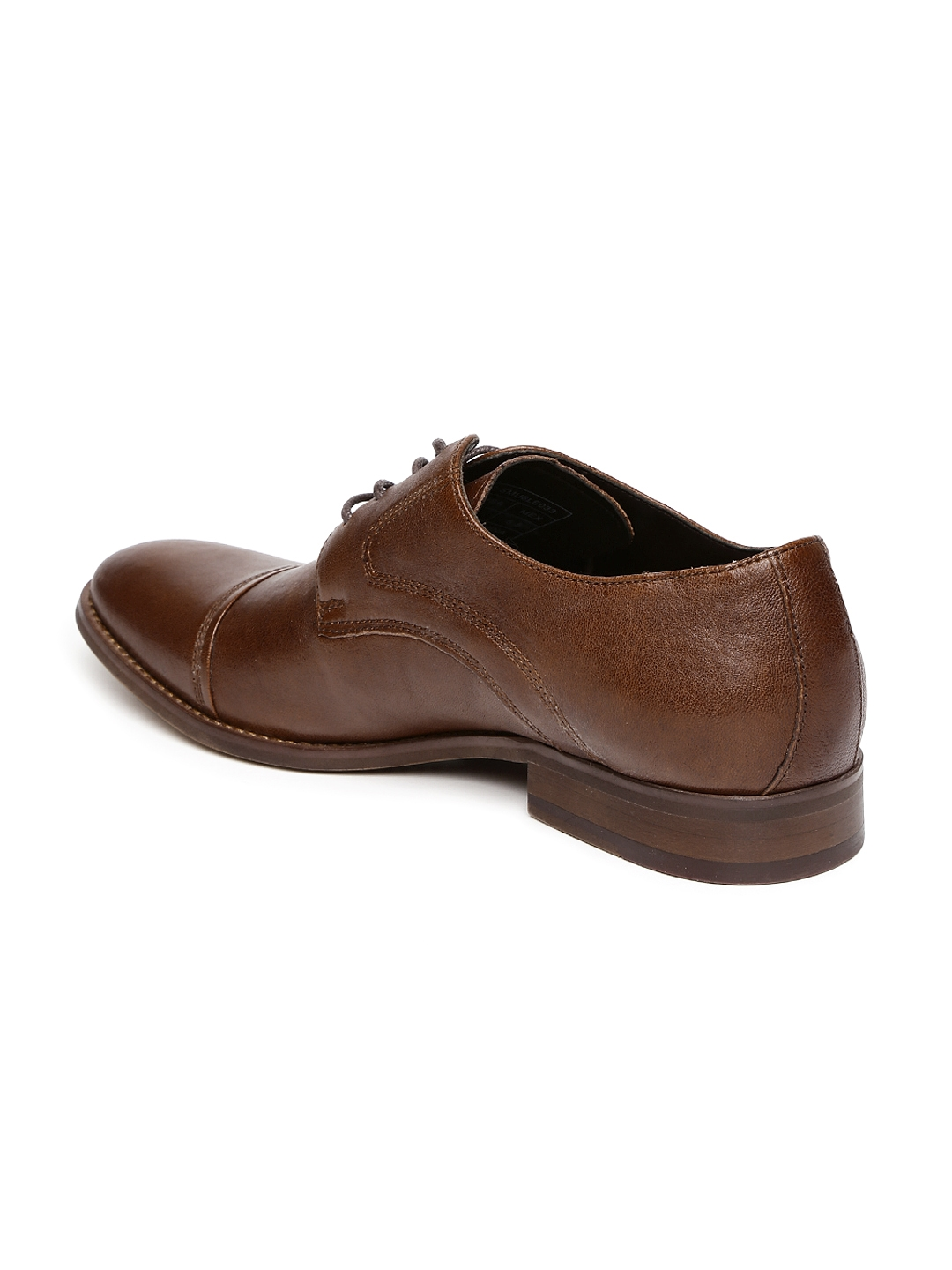 12270070db4 Buy Kenneth Cole Reaction Men Brown Leather Formal Shoes - Formal ...