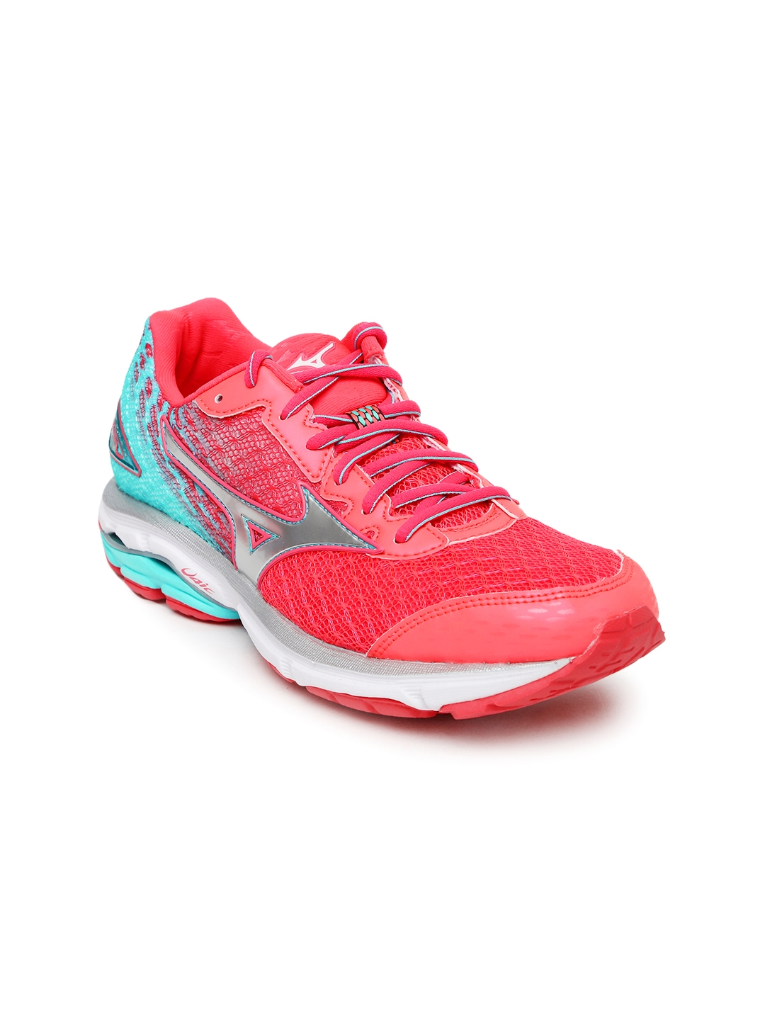 36c67c260419 Buy Mizuno Women Pink Wave Rider 19 Running Shoes - Sports Shoes for ...