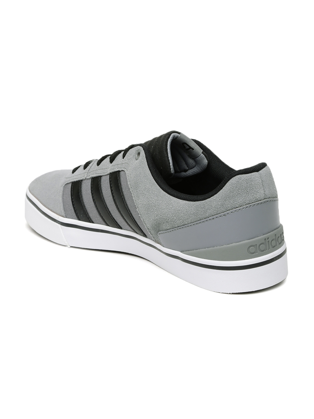 timeless design 04622 5757a ADIDAS NEO Men Grey Suede HAWTHORN Sneakers