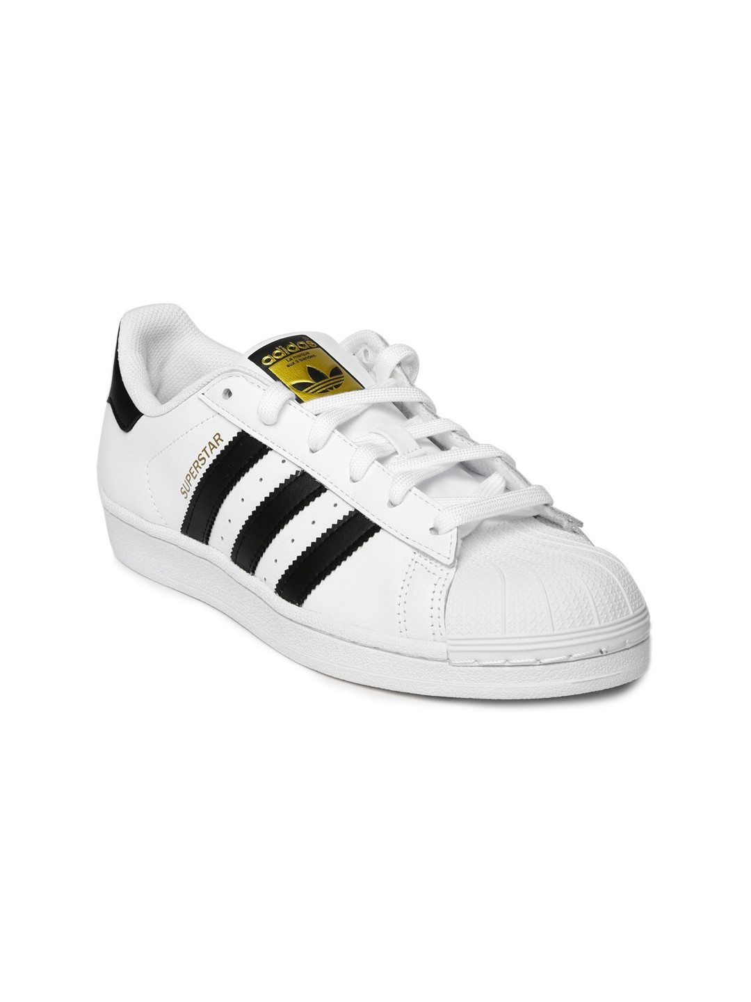 bfd7a1baab13 Buy ADIDAS Originals Women White Superstar Sneakers - Casual Shoes ...
