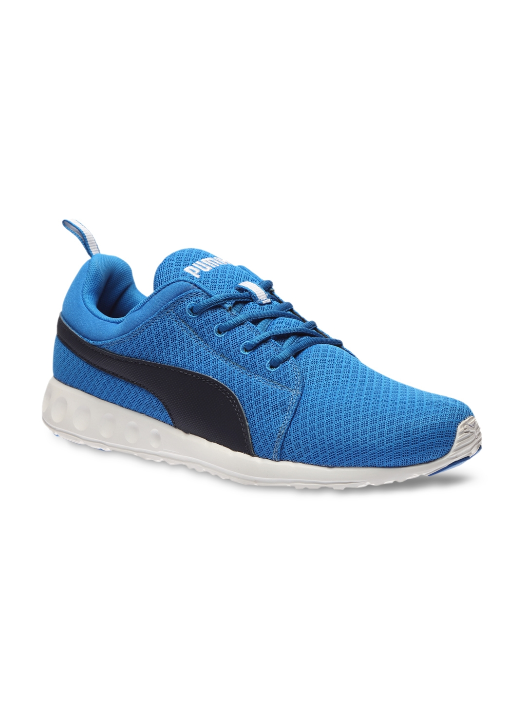 a6690ace5 Buy PUMA Men Blue Carson Runner IDP H2T Running Shoes - Sports Shoes ...