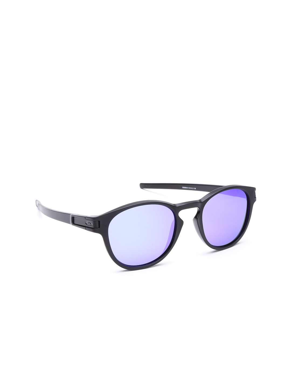 61c840d72d Buy OAKLEY Men Mirrored Oval Sunglasses 0OO926592650653 - Sunglasses ...