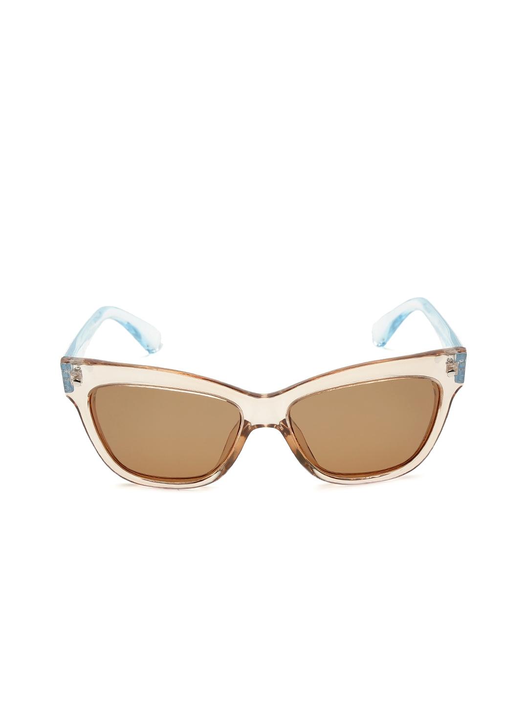 dd4a1c6777b3 Buy Daniel Klein Women Polarised Cat Eye Sunglasses DK4039 COL3 ...