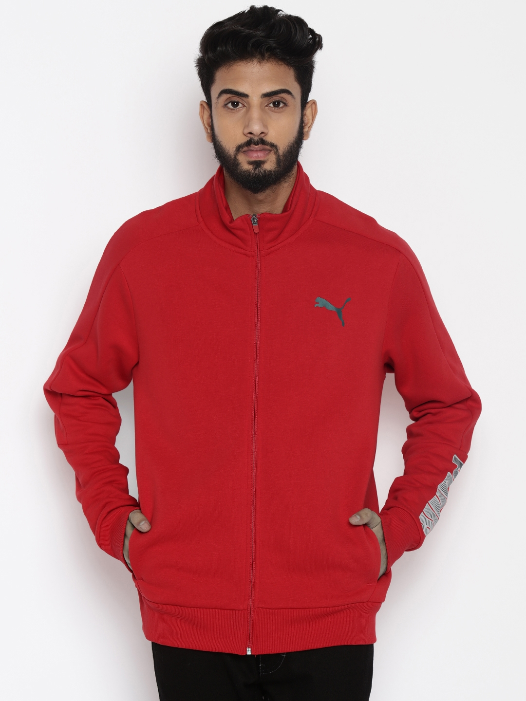 p jumper red jacket ferrari global l up mens inflow s sweat res puma zip sf inflowcomponent content technicalissues hooded