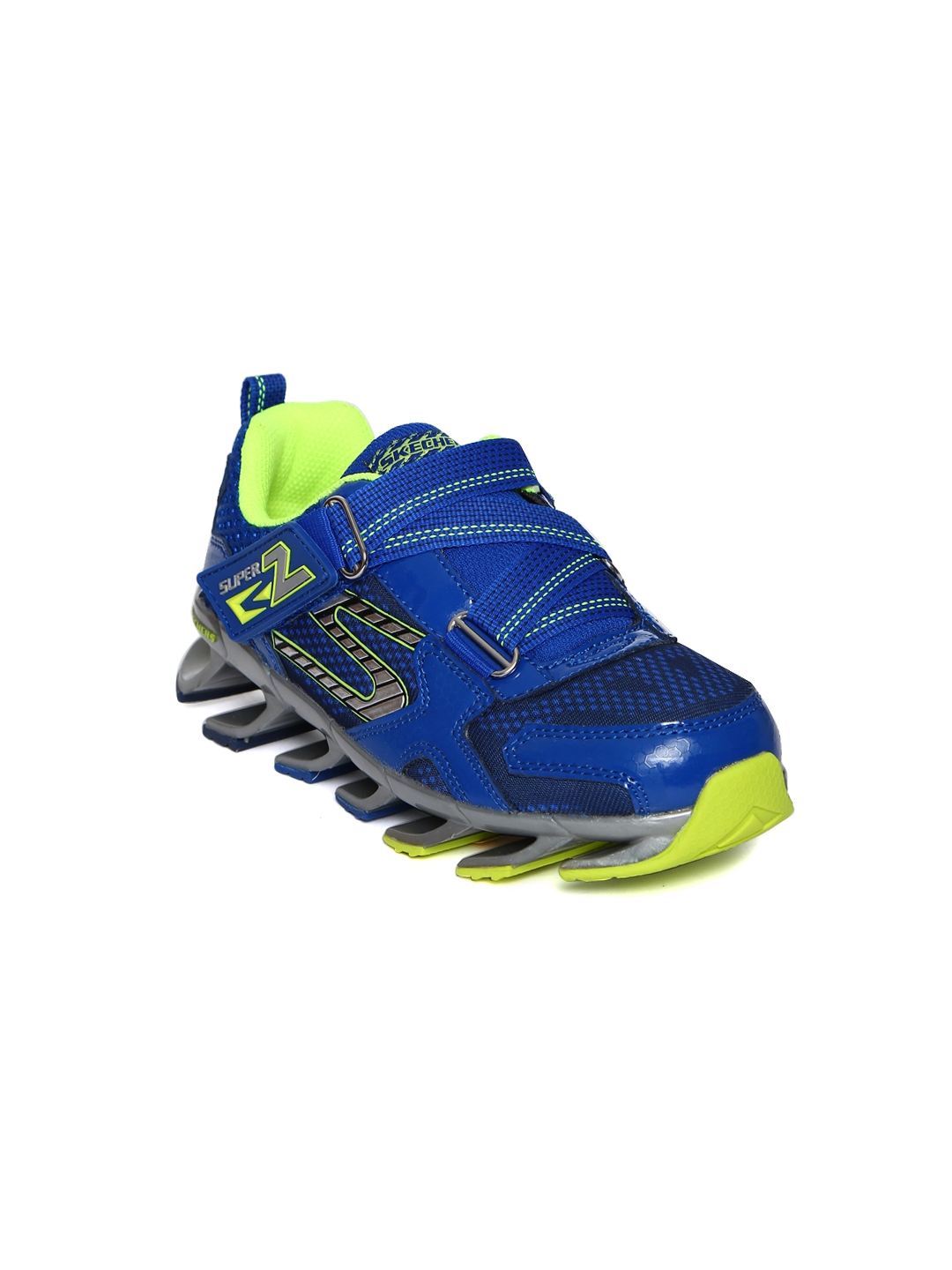 f9568f46eed0 Buy Skechers Boys Blue MEGA BLADE 2.0 Sneakers - Casual Shoes for ...