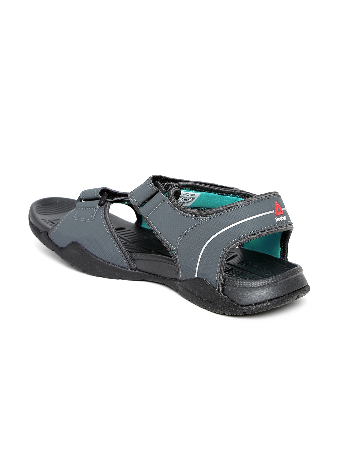 a5a950b0a6ba Buy Reebok Women Charcoal Grey Z Connect Sports Sandals - Sports ...