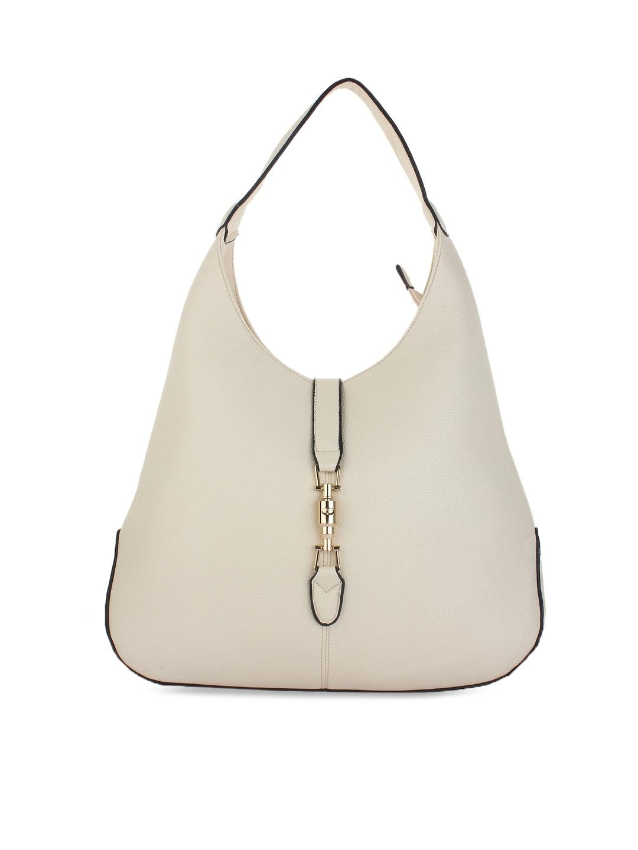 8d717511a02f Buy Alvaro Castagnino Cream Coloured Hobo Bag - Handbags for Women ...