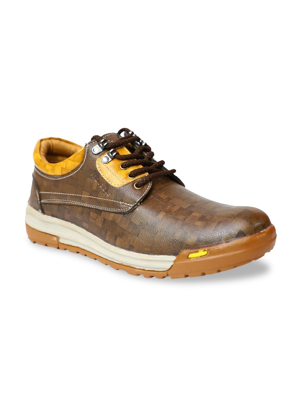 Provogue Men Brown Casual Shoes
