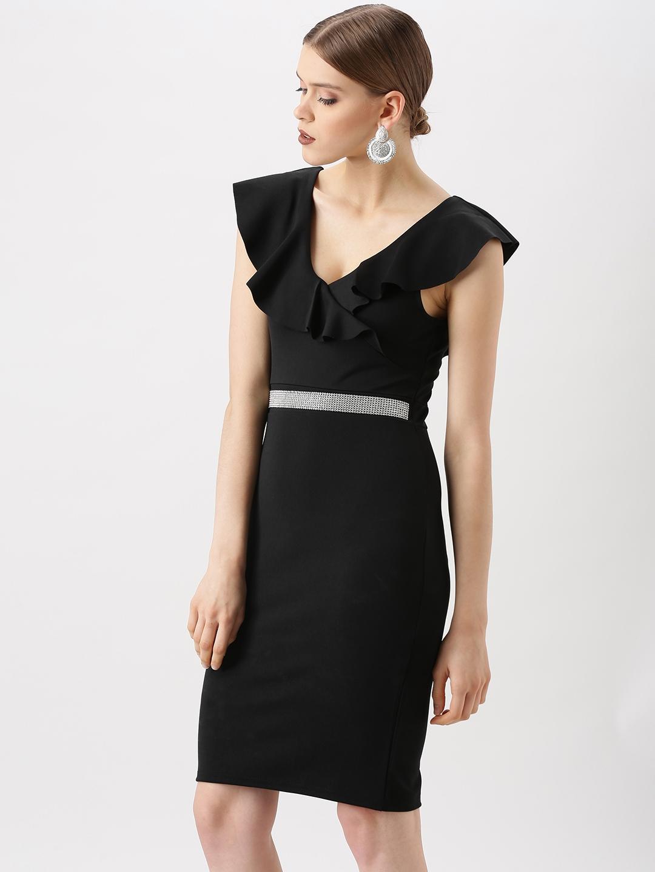 262cb8f4820 Quiz Long Black Evening Dresses | Saddha