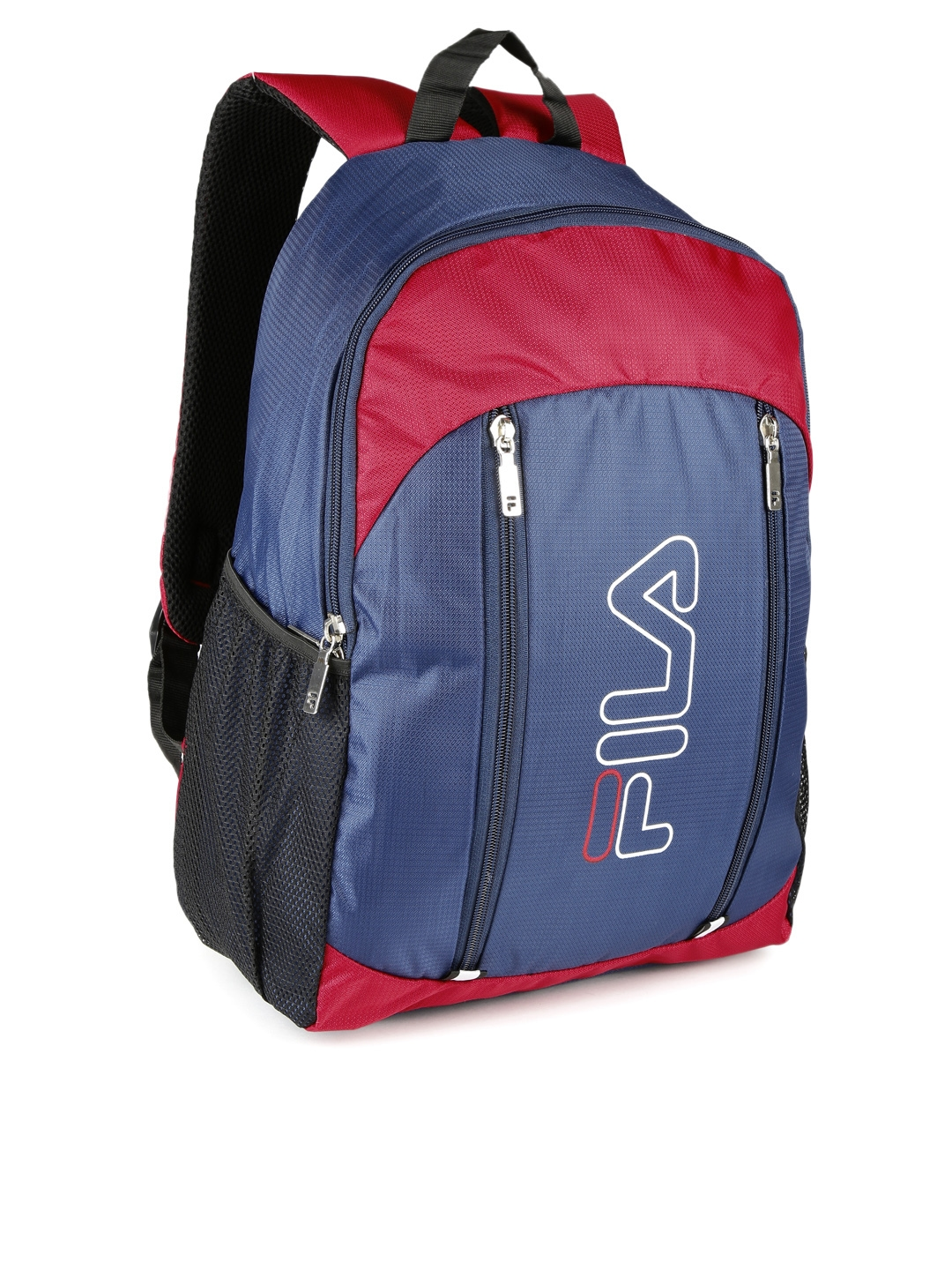 992ed067d961 Buy FILA Unisex Navy Blue   Red Earth Laptop Backpack - Backpacks ...