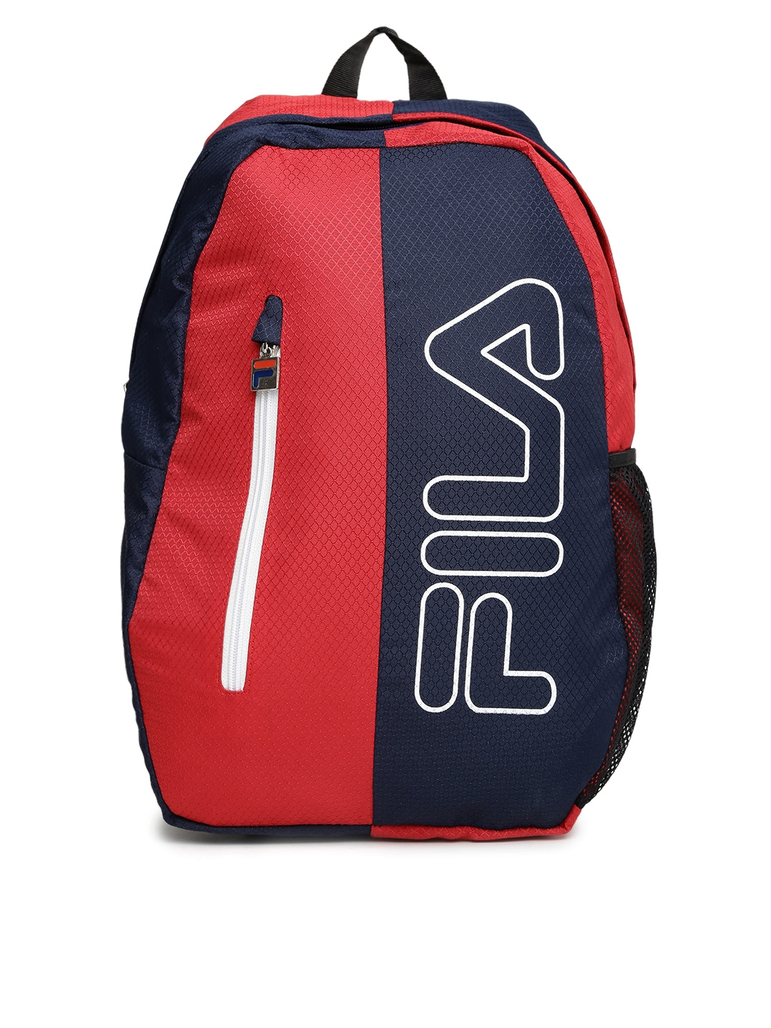 7deda3e808c3 Buy FILA Unisex Navy Blue   Red Mars Laptop Backpack - Backpacks for Unisex  1507104