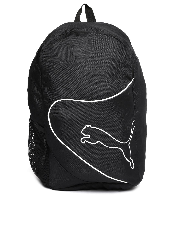 53a64da699 Buy Puma Unisex Black New PowerCat Laptop Backpack - Backpacks for ...