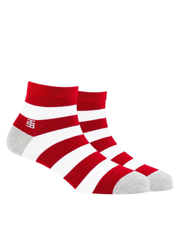 SockSoho Men Assorted Ankle Length Socks