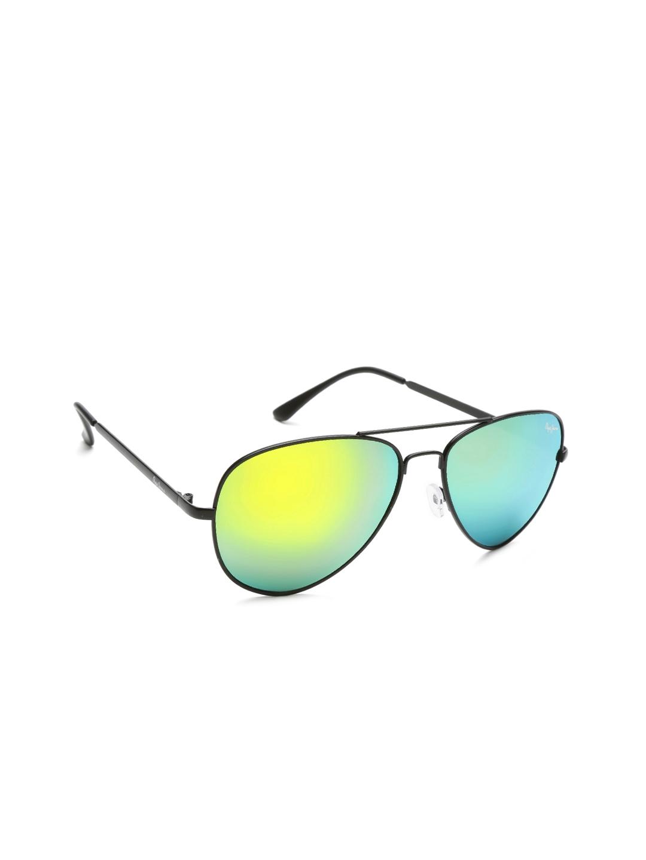 b2b55594150 Buy Pepe Jeans Unisex Mirrored Aviator Sunglasses PJ5111C4 ...